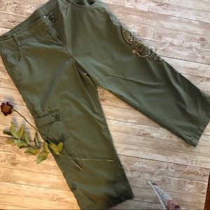 Style & Co cargo pants 12